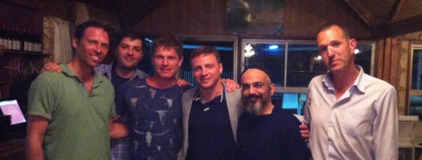 """פגישה עם ח""""כ יואל רזבודוב בנושא הדייג הספורטיבי בישראל"""