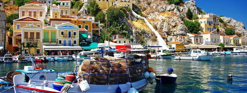 דייג ספורטיבי ביוון